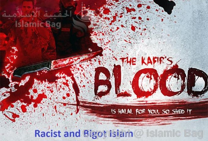 Only Muslim blood deserves death penalty