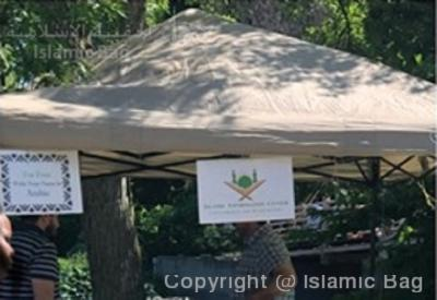 Canadian police shut down the Christian church tent for distributing the bible at Kitchener multicultural festival