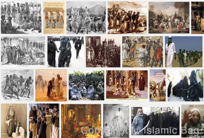 Islam the religion to enslave mankind Part 2, not only slavery of mankind but also forced Slavery!