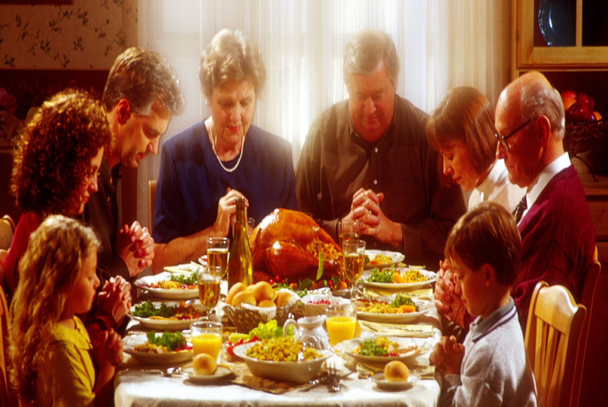 Thanksgiving Opens Doors  For Further Blessings